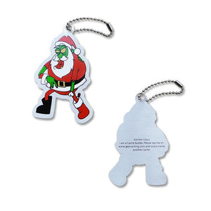 Trackable - Claus the Zombie