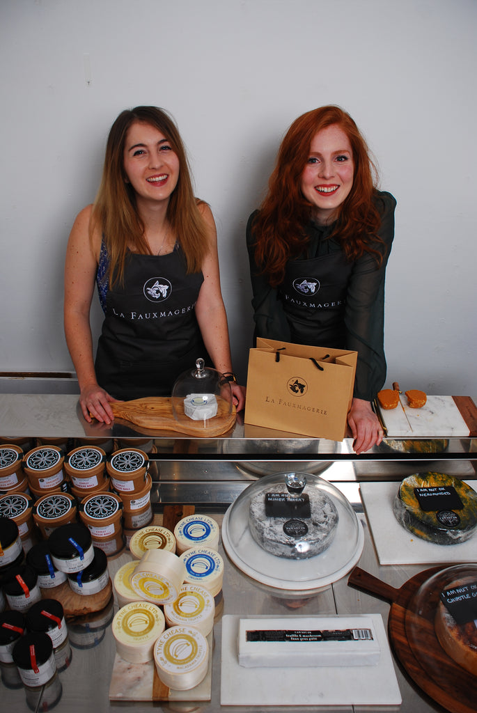 Veganuary catches up with the creative minds behind the pioneering vegan cheesemonger