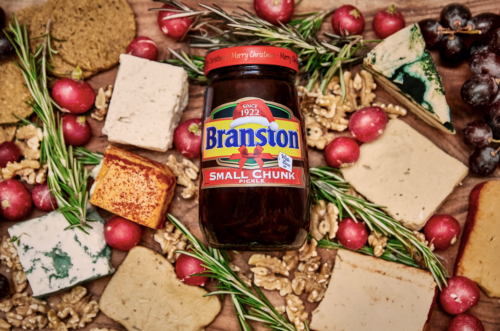Exclusive: We Speak To Fauxmagerie About Their Festive Collaboration With Branston Pickle