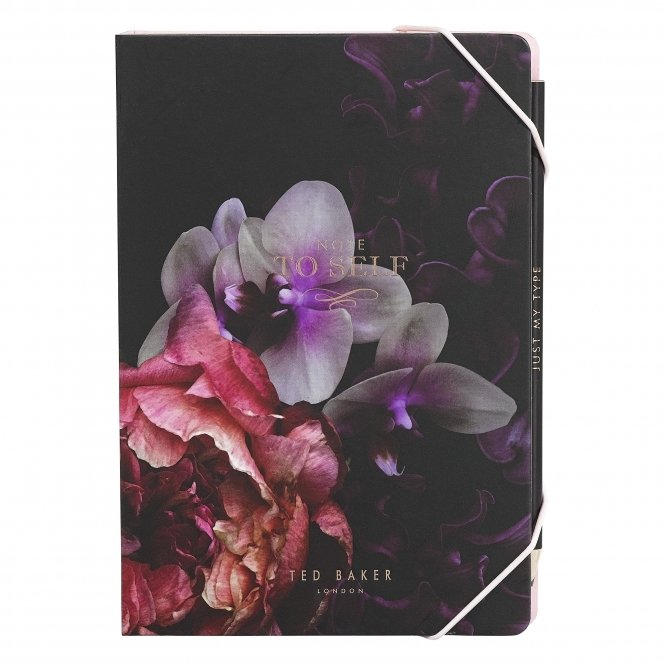 A5 NOTEBOOK/STICKY NOTES SPLENDOUR