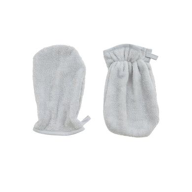 TOWEL MITT GREY