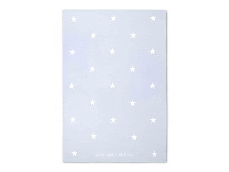 TWINKLE TWINKLE LITTLE STAR BABY BLANKET