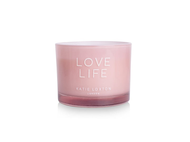 LOVE LIFE 2 WICK JAR CANDLE