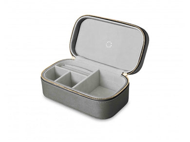 TRAVEL JEWELLERY BOX WITH ZIPS