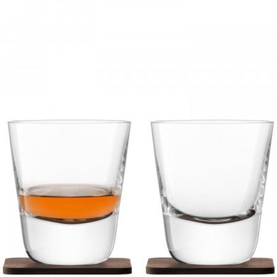 ARRAN TUMBLER & WALNUT COASTER