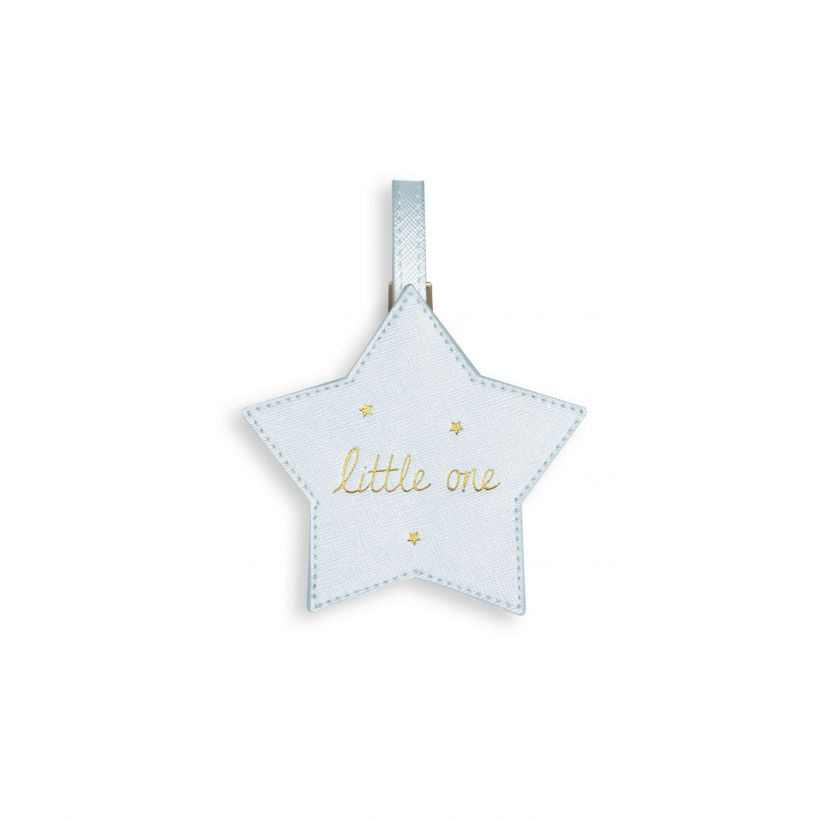 BABY LUGGAGE TAG  LITTLE ONE