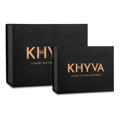 KHYVA GIFT BOX & LUXURY GIFT WRAP