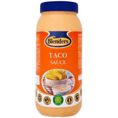 Blenders Ireland Taco sauce 2.2L - 2071MALL
