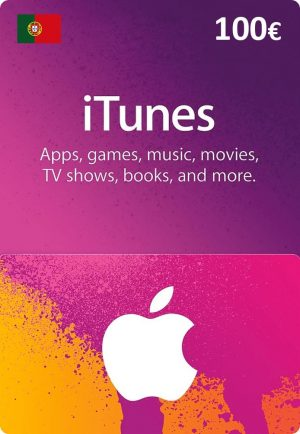 iTunes Portugal €100 Euro (EUR) - 2071MALL