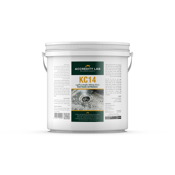 KC 14 - Drain Cleaner Powder by Accredity Lab - 2071MALL