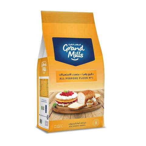 GRAND MILLS Flour No.1 (1kg) - 2071MALL