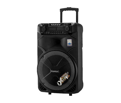 Olsenmark Party Speaker/Usb/Sd/Fm/Rmt/Mic/50/60H/OMMS1180 - 2071MALL