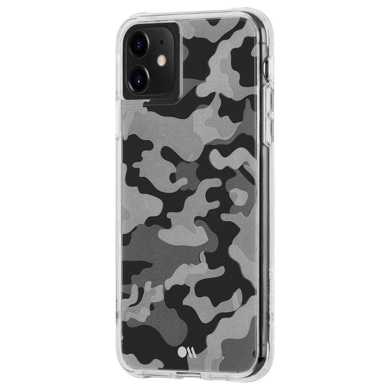 Case-Mate iPhone 11 Tough Clear Camo Case, Clear Camo, CM-CM041460 - 2071MALL