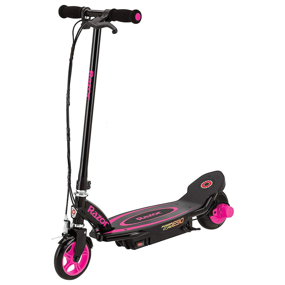 Razor E-Scooter E90, Pink, 16km/Hour - 2071MALL