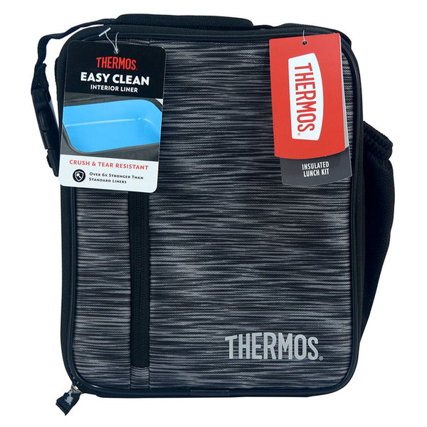 Thermos Uprights With Ldpe Liner - Boy (Black Grey), 133485