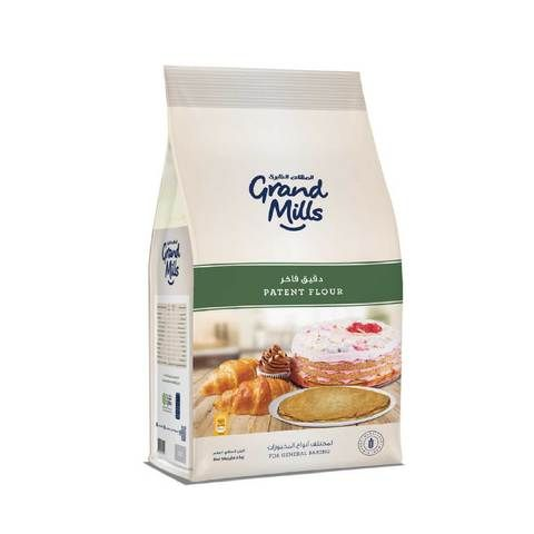 GRAND MILLS Patent Flour (2kg) - 2071MALL