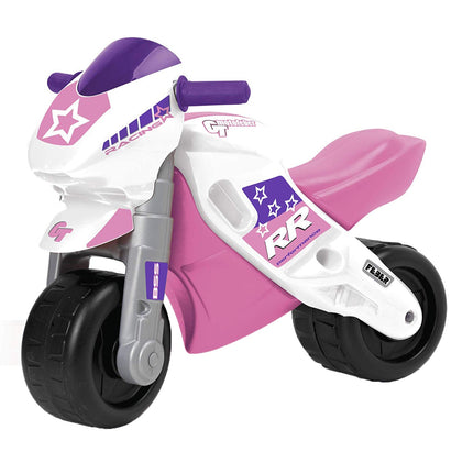 Feber Ride On Moto 2 Racing, Pink, C20