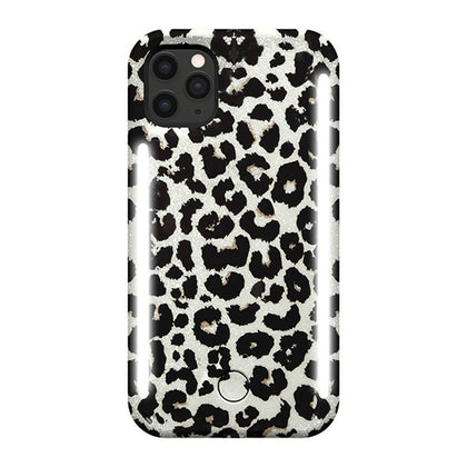 Lumee - Duo Case for iPhone 11 Pro - Leopard Glitter, LM-041716 - 2071MALL