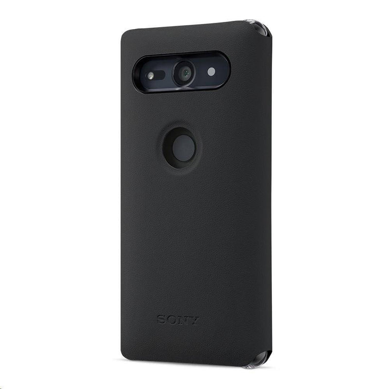 Sony - Style Cover Stand For Xperia Xz2 Compact Black - Black, SONY-1312-4414 - 2071MALL