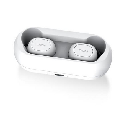 QCY T1 True Wireless Bluetooth Headset - 2071MALL
