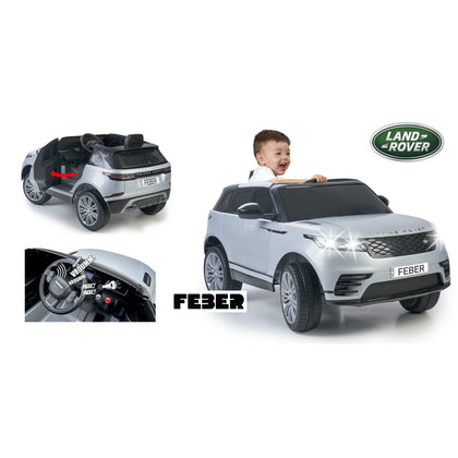 Feber Ride On Range Rover Velar, 6V, UK
