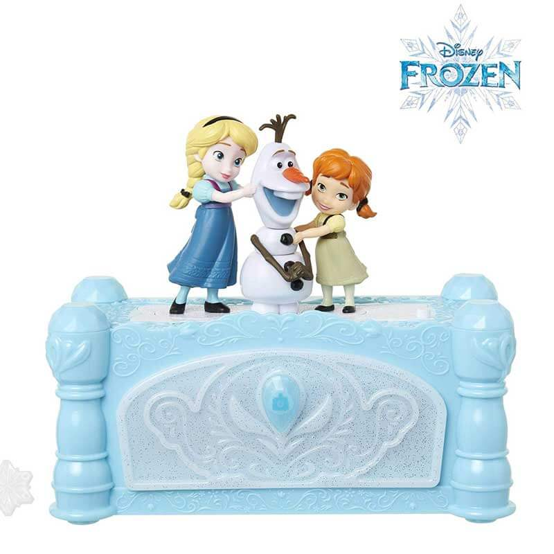 Frozen Jewelry Box ( Dywtbasm) - 2071MALL