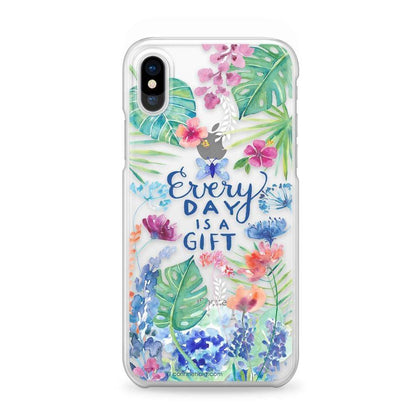 Casetify - Snap Case Everyday Is A Gift For Iphone Xs/X - 2071MALL