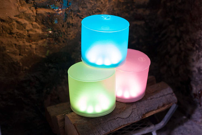 MPOWERD Luci Color Essence - Multi-Color Inflatable Solar Light, Matte Finish,1024-003-011-00 - 2071MALL