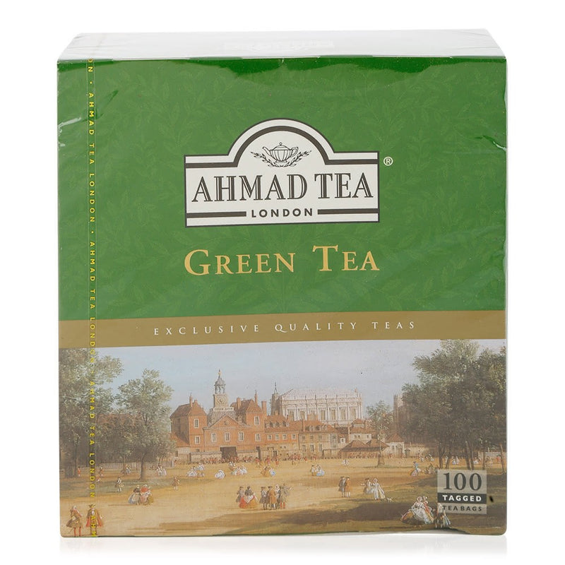 Ahmad Tea Green Tea - 100 Count, 200 g