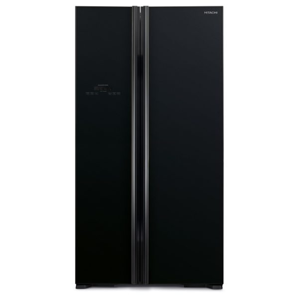 Hitachi 700ltr Side By Side 3-Door Refrigerator, Mirror Inverter -RM700AGPUK4XMIR - 2071MALL