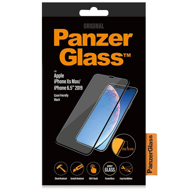Panzerglass - Edge To Edge Black Frame Screen Protector For Iphone 11 Pro Max, 6.5-Inch - Black, PNZ2666 - 2071MALL