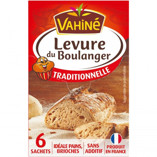 VAHINE traditional yeast 48g - 2071MALL