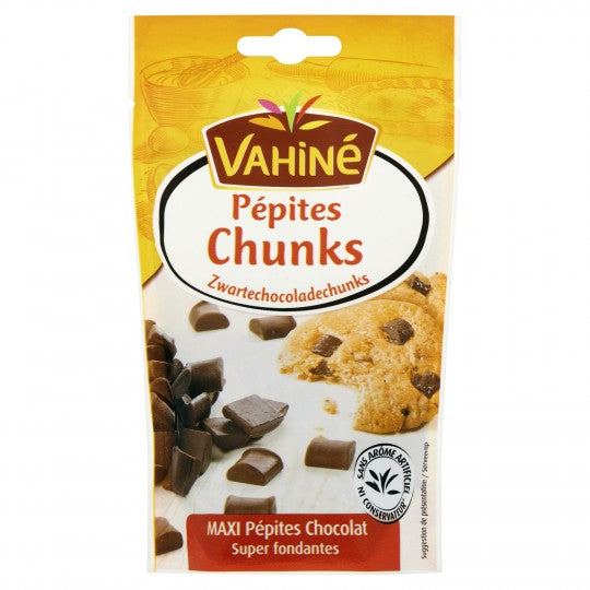 VAHINE Chunk dark chocolate 100g - 2071MALL