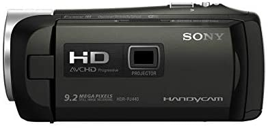 Sony HDR-PJ410 Full HD Camcorder with Built-in Projector | Handycam PJ410 - 2071MALL