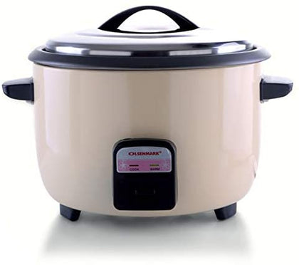 Olsenmark 2 in 1 Electric Rice Cooker/4.2L /OMRC2205 - 2071MALL