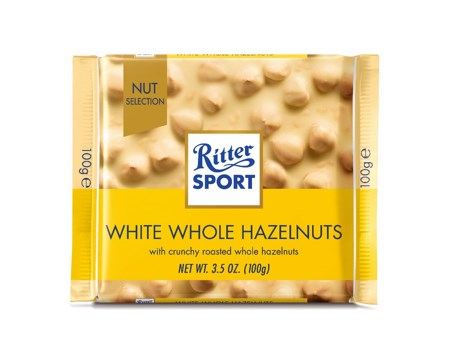 Ritter Sport Whole Hazelnuts - 2071MALL