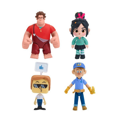 Disney Wreck It Ralph 2 ,Figure Assorted 4
