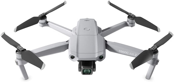 "DJI Mavic Air 2 - Drone Quadcopter UAV with 48MP Camera 4K Video 8K Hyperlapse 1/2"" CMOS Sensor 3-Axis Gimbal 34min Flight Time ActiveTrack 3.0 Ocusync 2.0, Gray - 2071MALL"