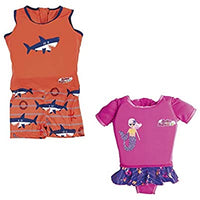 Bestway Swim Float Suite, Boys/Girls (S/M/L) - 2071MALL