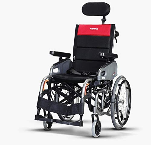KARMA VIP 2 Tilting, Reclining , and Foldable Wheelchair - 2071MALL