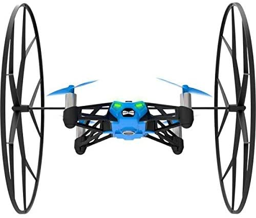 Parrot V Mini Rolling Spider Drone - Blue, 3520410022463 - 2071MALL