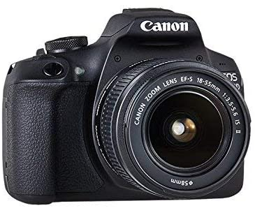 Canon EOS 2000D 18-55 IS, 24.1 MP, DSLR Camera, Black - 2071MALL