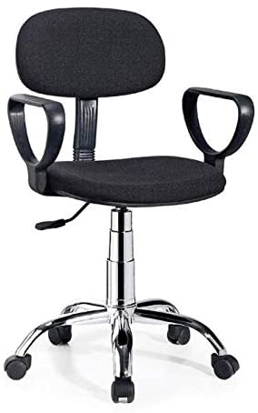 Galaxy Office and Computer Chair with 2-Way Hight Adjustable with Wheels Model GDF-245BG - 2071MALL