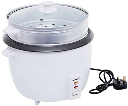 Olsenmark 3 In Automatc Rice Cooker/Steamer/2.8L/OMRC2183 - 2071MALL