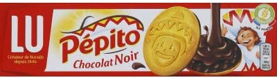 LU Pepito Dark Chocolate Biscuits, 192 gm