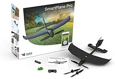 Smartplane Pro - Smartphone Controlled Plane - Remote Controlled Drone For Ios & Android With Joystick, Rc Plane, Durable, Crash-Proof- Sppr01-016 - 2071MALL