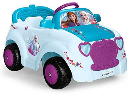 Feber Car Frozen 2, 6V ,B/O, UK ,C20 - 2071MALL