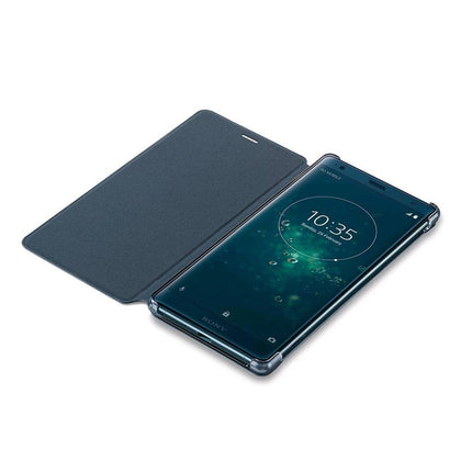 Sony - Style Cover Touch For Xperia Xz2 Green - Green, SONY-1312-4362 - 2071MALL