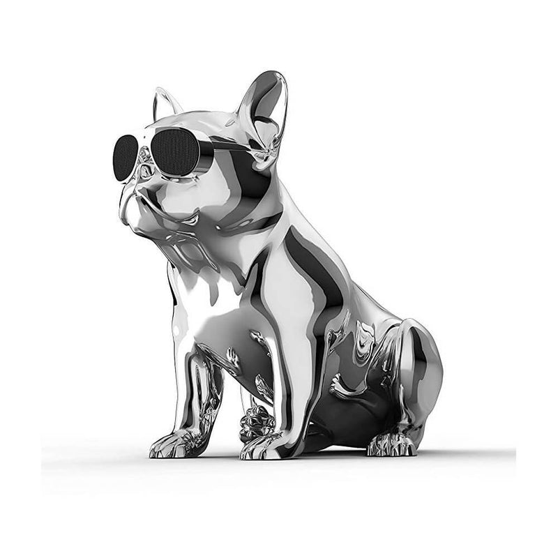 Jarre Aerobull Xs1 Bluetooth Speaker For Smartphones/ Chrome Silver - 2071MALL