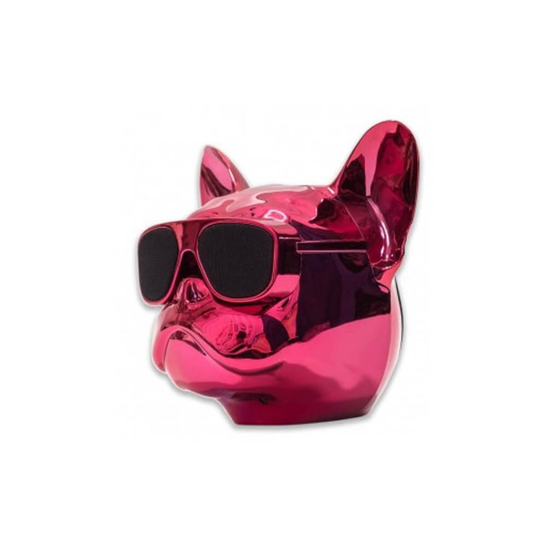 Jarre Aerobull Nano Wireless Bluetooth Speaker Chrome Pink - 2071MALL